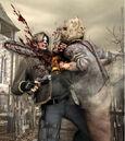Resident Evil 4 - Chainsaw Man poster.jpg