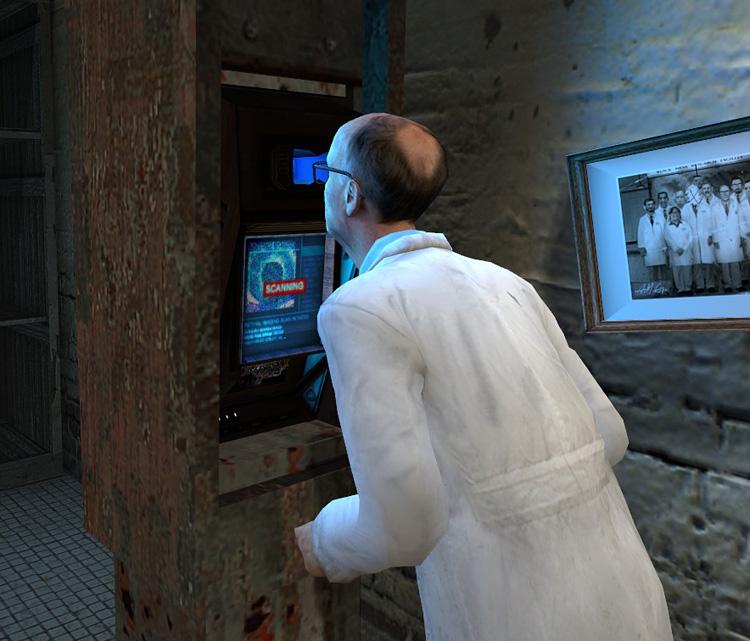Retinal Scanner Half Life Wiki