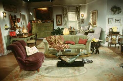 Phoebe S Apartment Friends Central Tv Show Episodes