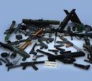 IGI 2 weapons