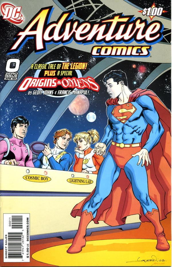 DCU Guide � View topic - The favorite comic of 2010!