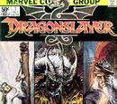 Dragonslayer Vol 1