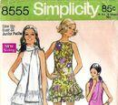 Simplicity 8555