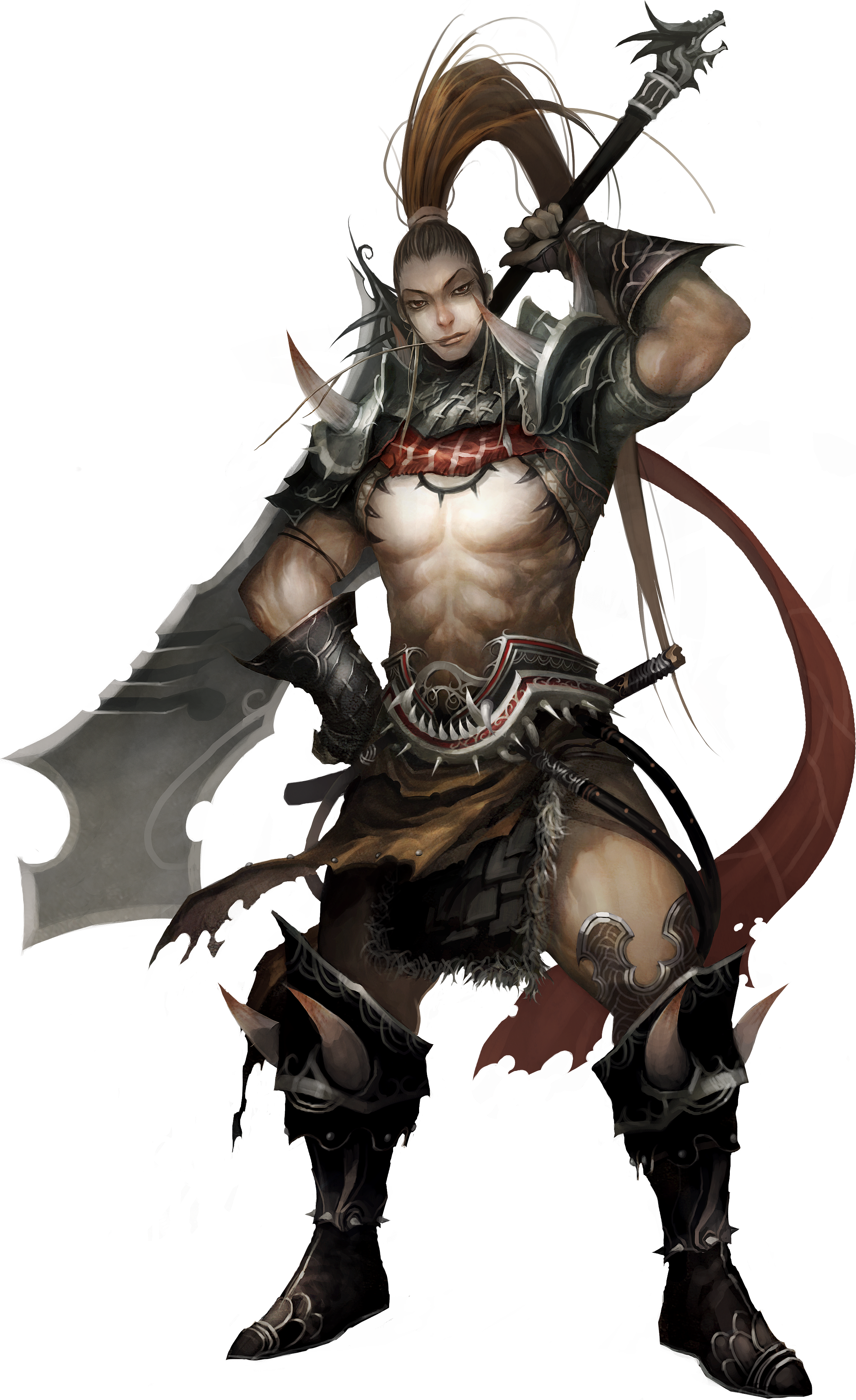 Atlantica Online Swordsman From