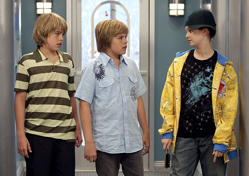 suite life on deck cody and bailey start dating