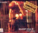 Silent Hill 3 Original Soundtrack Limited Edition