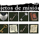 Objetos de The Witcher