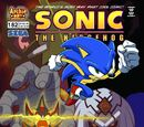 Archie Sonic the Hedgehog Issue 182