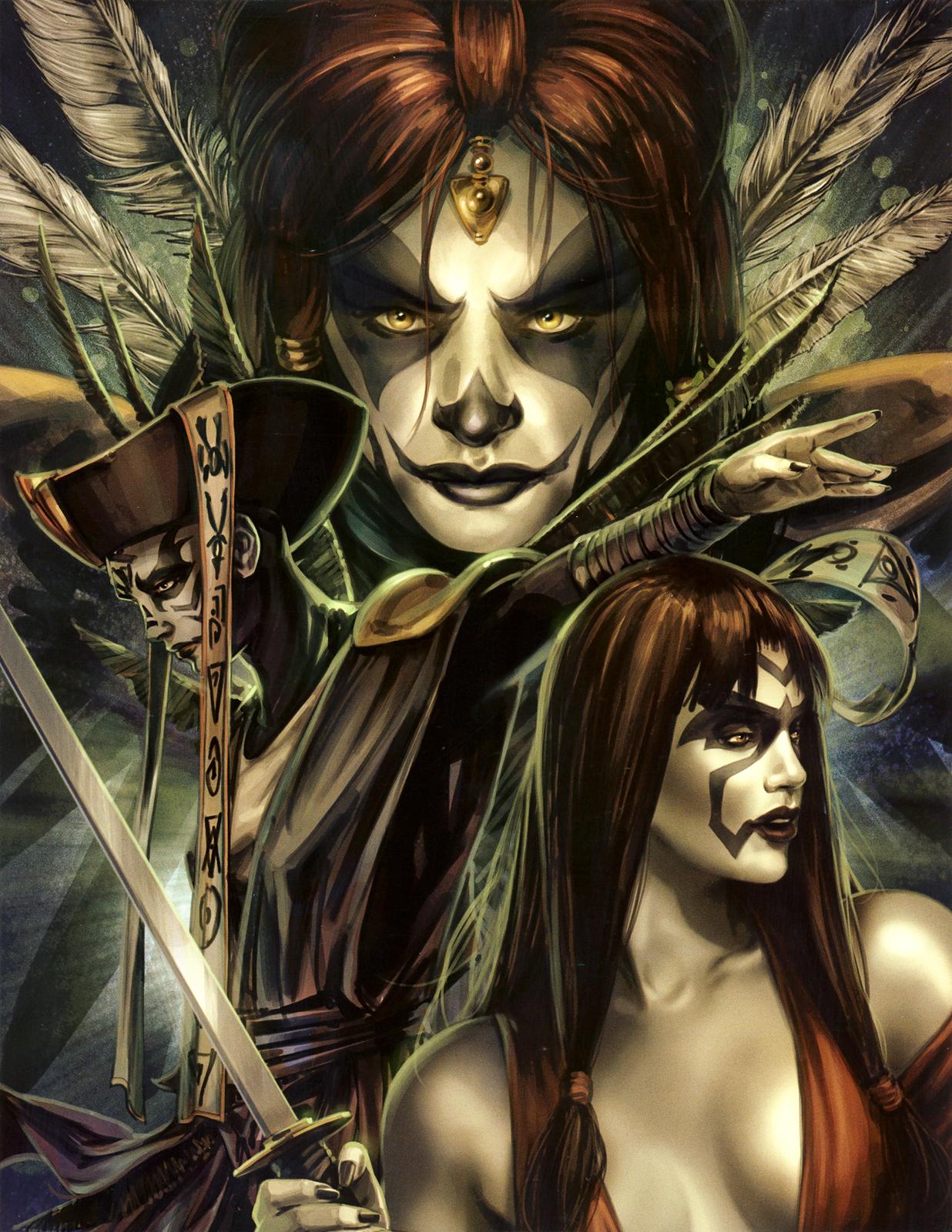Nightsisters - ... Zabrak Jedi And Sith