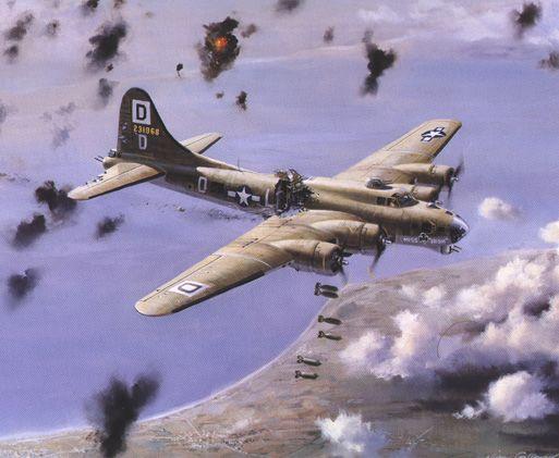 File history  B17 Bomber