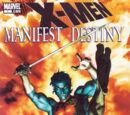 X-Men: Manifest Destiny Nightcrawler Vol 1 1