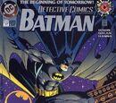Detective Comics Vol 1 0