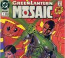 Green Lantern: Mosaic Vol 1 1