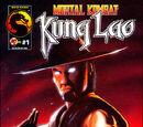 Galería:Kung Lao (Cómics)