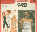 Simplicity 9433