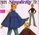 Simplicity 7871