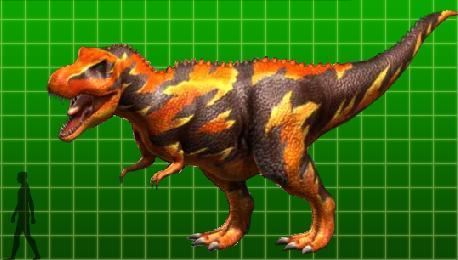 Image tyrannosaurus super jpg dinosaur king wikia