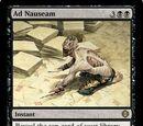 Ad Nauseam
