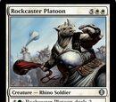Rockcaster Platoon
