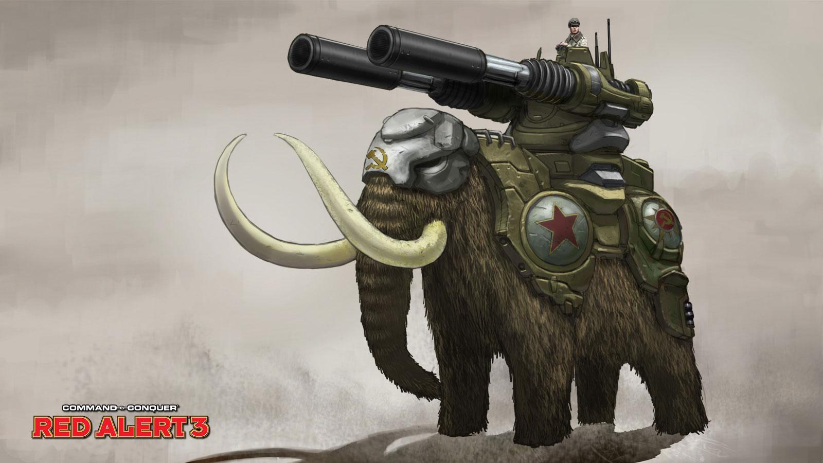 Mammoth tank (Red Alert 3) - EVA Database - Command ... Red Alert 3 Tank