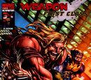 Weapon X: First Class Vol 1 1