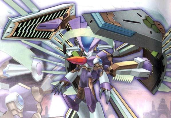 Megaman X7 Ost