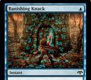 Banishing Knack