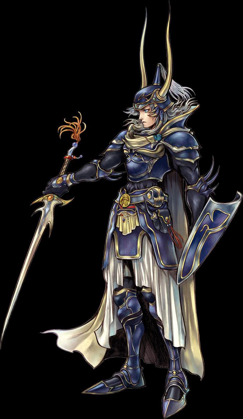 Dissidia: Of Harmony and Discord Dissidia_Warrior_of_Light