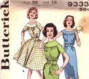 Butterick 9333