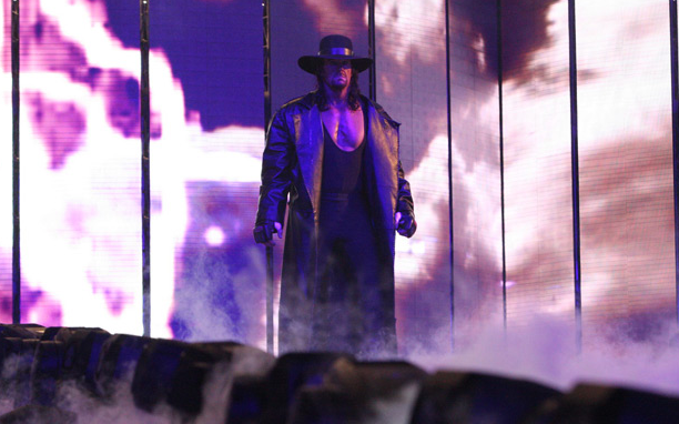 personas of the undertaker - pro wrestling