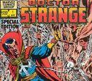 Doctor Strange Special Edition Vol 1 1