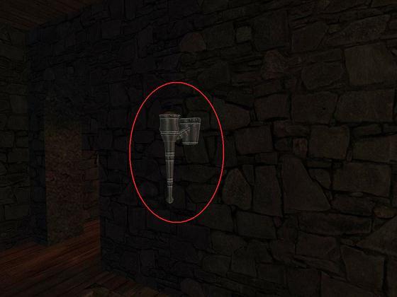 Thief  Framed Training Room Secret