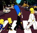 Os Simpsons: Paródias com imagens