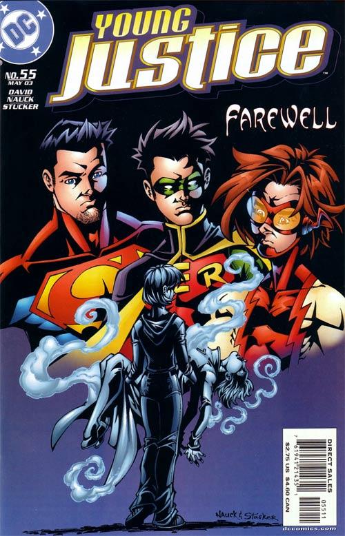 Young Justice Vol 1 55 - DC Comics Database