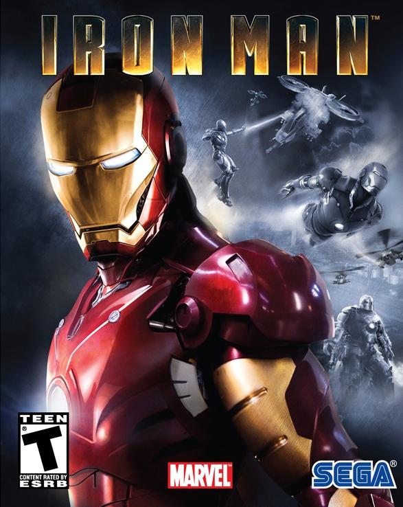 iron man video game marvel comics database