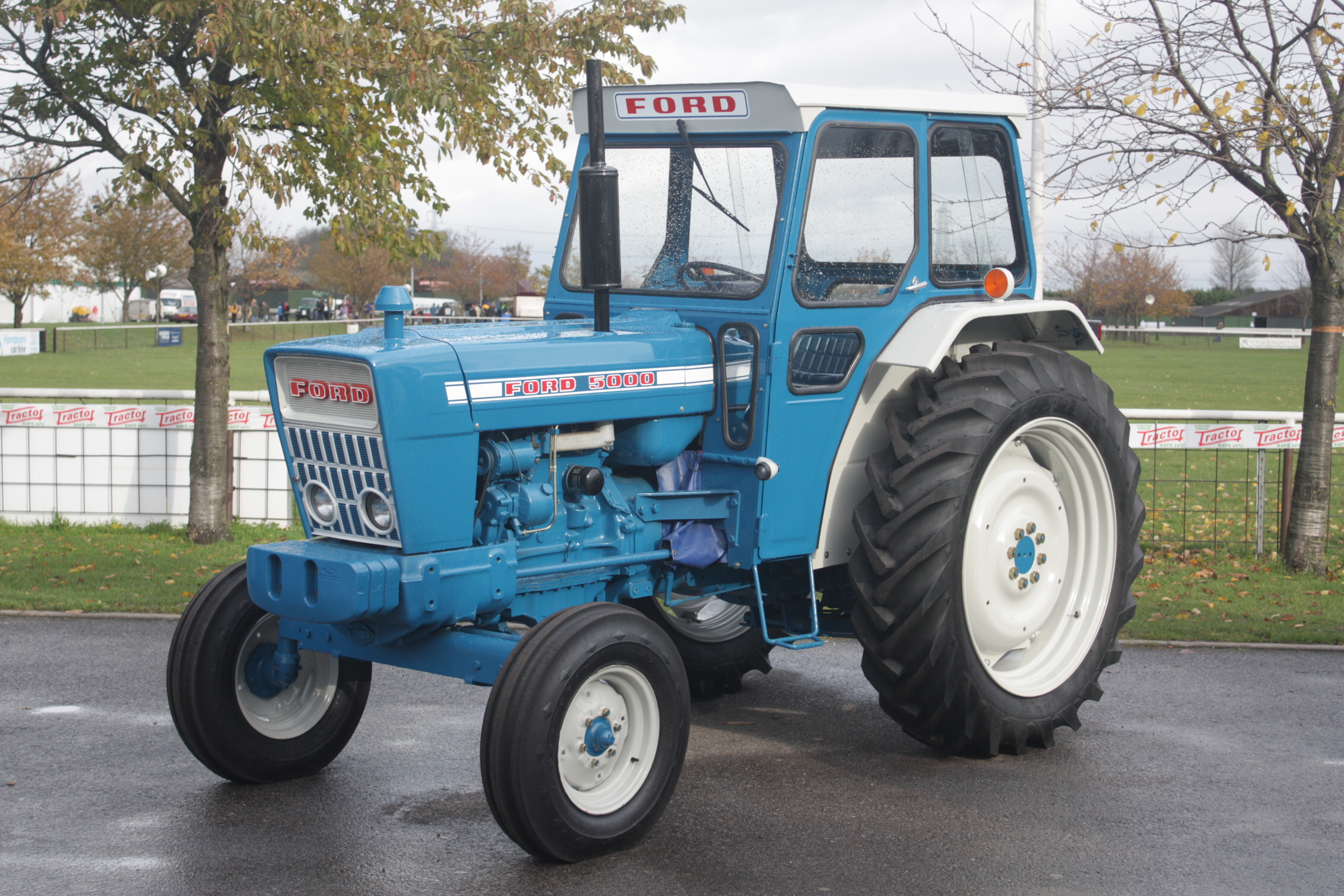 Ford 5000 Tractor Specs : Ford tractor diesel engine kits