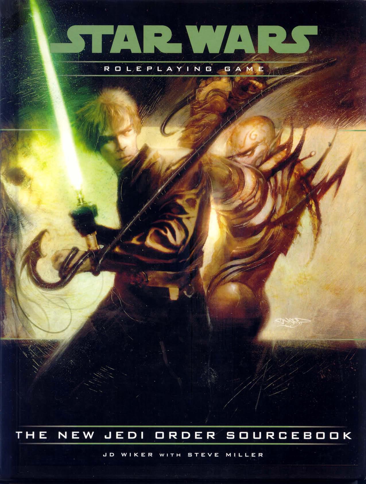 The New Jedi Order Sourcebook Wookieepedia The Star