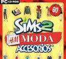 Los Sims 2: H&M Moda - Accesorios
