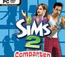 Los Sims 2: Comparten Piso