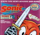 Sonic the Comic Issue 29