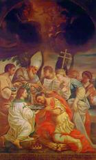 Tiridates III of Armenia-Baptism