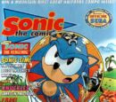 Sonic the Comic Issue 33