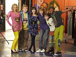 Eden Sher on sonny with a chance