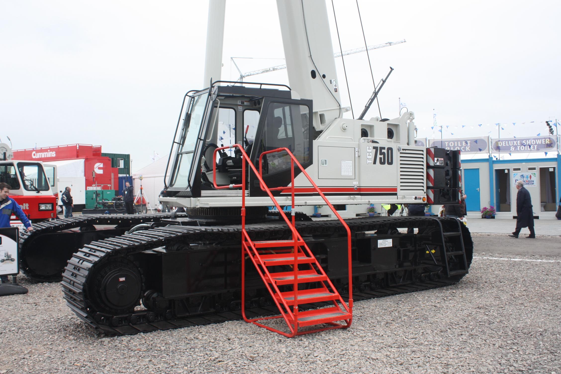 Spare Parts Link Belt Crane : Link belt tractor construction plant wiki the