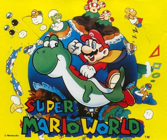 New Super Mario World 3