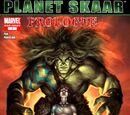 Planet Skaar Prologue Vol 1