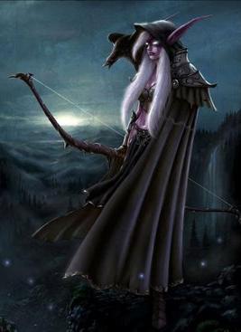 Necesito un nombre para mi elfa de sangre para rol