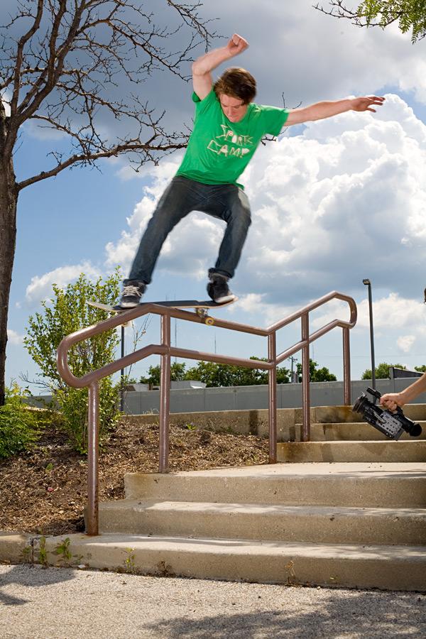 FS Smithgrind – Skateboard Trick Tip