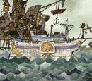 Dock Hag's Ship