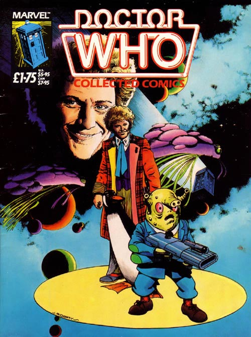Doctor who collected comics tardis data core the doctor who wiki